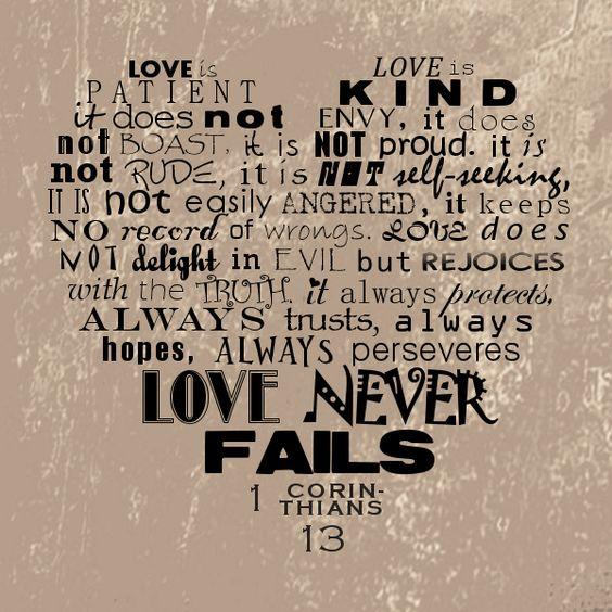 Corinthians 13, 1 Corinthians 13 And 1 Corinthians On