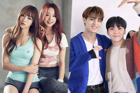 """EXID's Hani And Solji + SEVENTEEN's Mingyu And Seungkwan Confirmed To Appear On """"Running Man"""""""