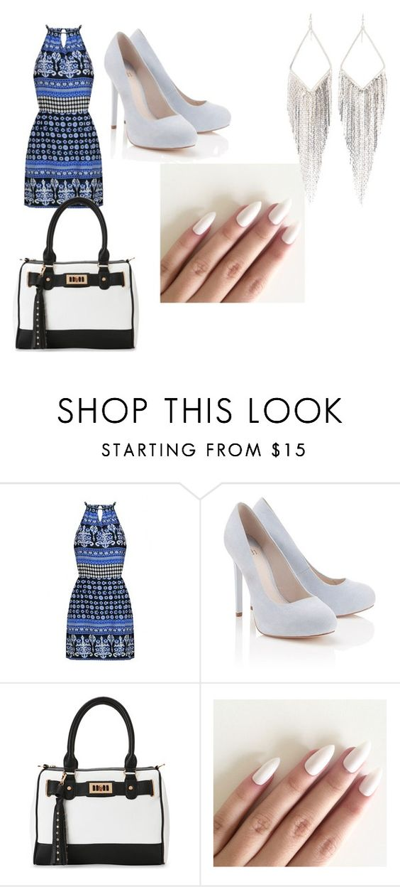 """""""❤"""" by westisha on Polyvore featuring Lipsy, IMoshion and Jules Smith"""