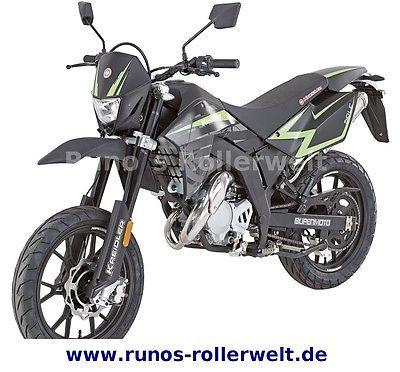 Kreidler Supermoto 50 als Mofa/Mokick/Moped in Herne