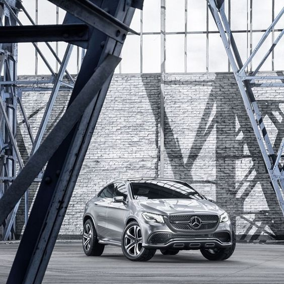 Finally MBZ goes after BMWs Coupe SUV