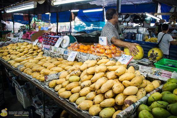 Phuket Fruit Market