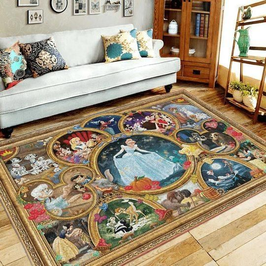 Undefined In 2020 Decor Disney Rug Floor Decor