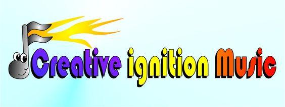 new logo for www.creativeignitionmusic.com