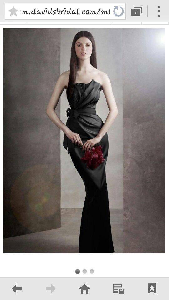 Bridesmaid dresses maybe?