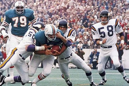 Best Player Drafted Each of the Last 50 Years: 1968: Larry Csonka