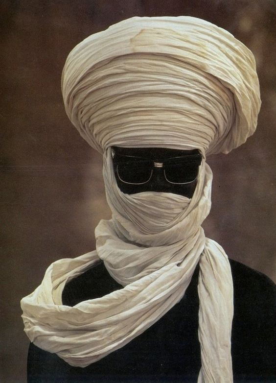 Man in Niger