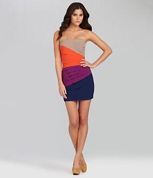 Gianni Bini Becca Dress   Dillard's Mobile