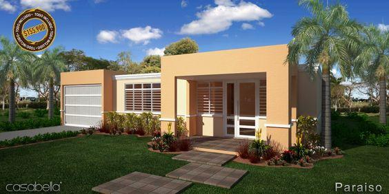 Fachadas de casas modernas terreras buscar con google for Fachadas de casas modernas puerto rico