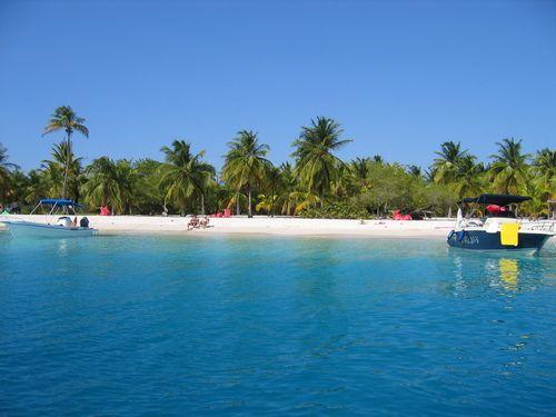 Tucaca Beach