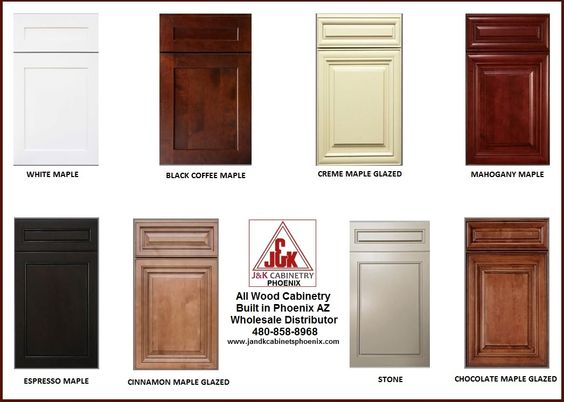 Kitchen cabinet colors from j k cabinetry phoenix http for Cappuccino color kitchen cabinets