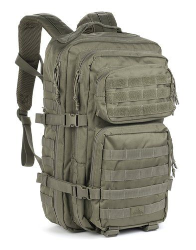 Red Rock Outdoor Gear Assault Pack (Large, Olive Drab)