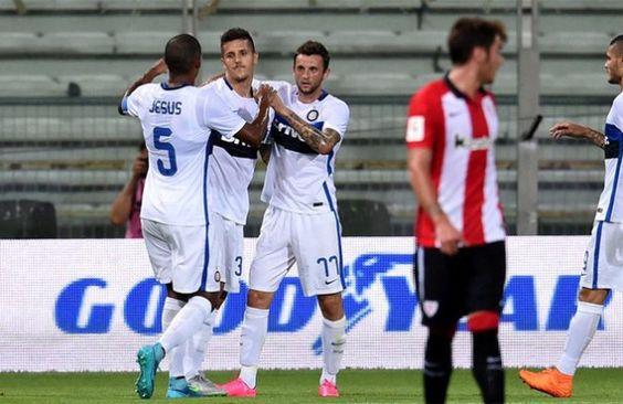 El Athletic cae ante el Inter - El Athletic Club ha caído por dos goles a cero ante el Inter de Milán en el estadio Ennio Tardini de Parma (Italia) en su último amistoso de pretem...
