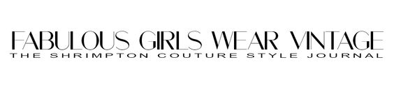 Fabulous Girls Wear Vintage http://www.fabulousgirlswearvintage.com/