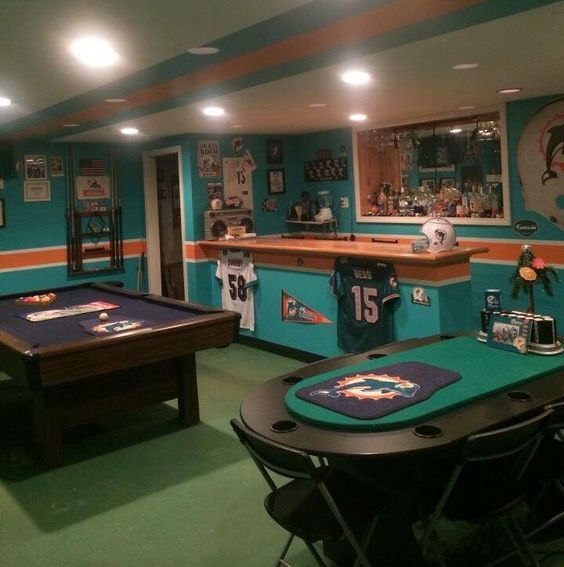 Eagles Football Man Cave