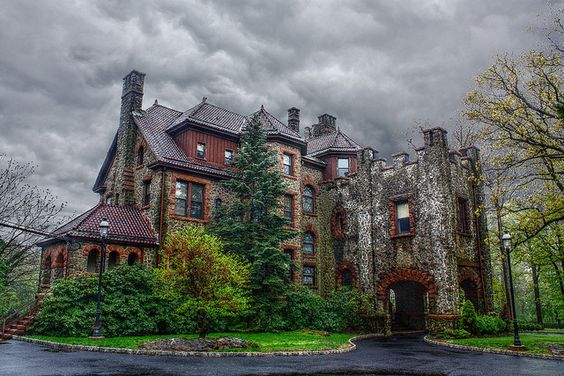 Check out this fantastic HDR from Kip's Castle in Verona, NJ. Unique University is offering a class on Location Lighting with Rick Friedman. Sign up today to shoot real models at this fascinating historical location! http://university.uniquephoto.com/e/index.php/classes/rick-friedman-advanced.html