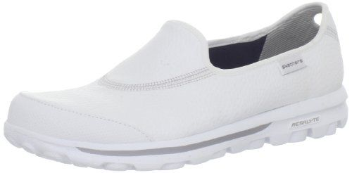 skechers go walk white leather Sale,up