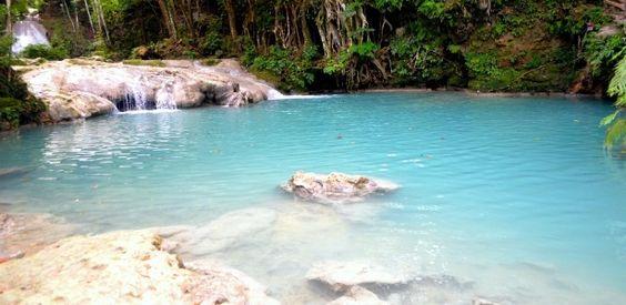 Sabia que a lagoa azul do filme fica na Jamaica? E n