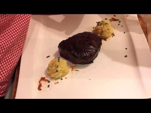 Vidéo 6 Tournedos de boeuf sauce bordelaise  Dressage du plat