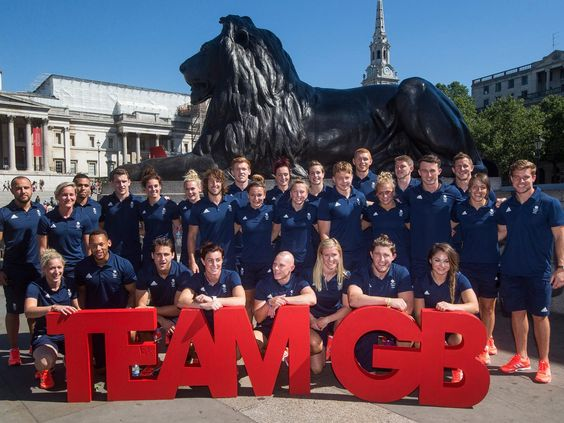 Team GB Women's and Men's Rugby teams are ready for Rio!