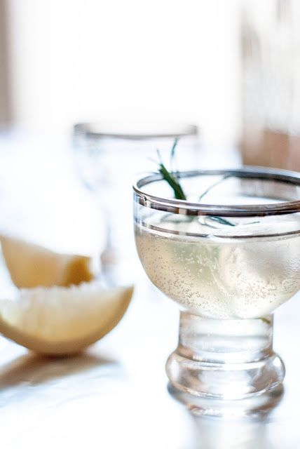 Rosemary Ginger Lemon Drops :: Rosemary Ginger Simple Syrup : Gin ...