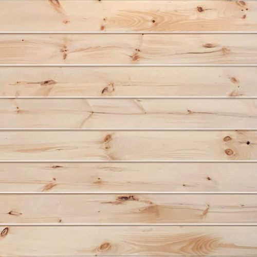 Knotty Pine Ceiling Wall Planks T G V Groove Pre Finished 6 W In 2020 Wall Planks Knotty Pine Wood Ceilings