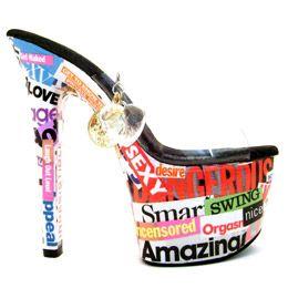 Like! Like! Like!: Highheels Art, Design Shoes, Amazing Shoe, Swag Highheels, Designer High Heels, Heels Shoes, Platform Shoe, High Heel Shoes, Shoes Heels