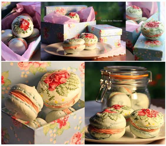Must check out this #Lou Lou P's delights- handpainted macarons xxx  http://www.facebook.com/missinsomniatulip