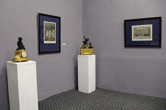 Частная коллекция на выставке в Калининградском музее изобразительных искусств. Фото Жени Шведы