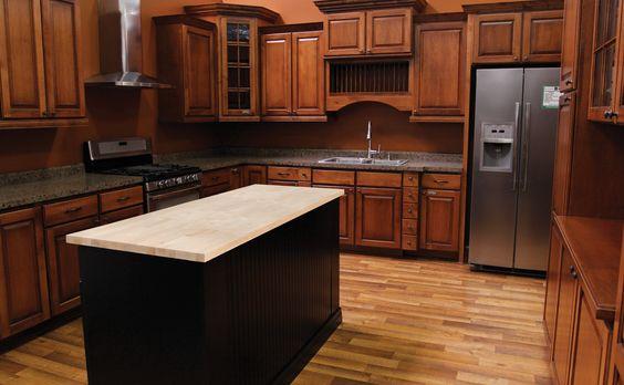 Menards Countertop Options : ... countertops for kitchen butcher block top butcher blocks countertops