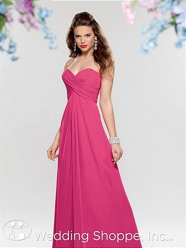 Bridesmaid Dresses Jordan 646 Bridesmaid Dress Image 1 (not the color, but love the style)