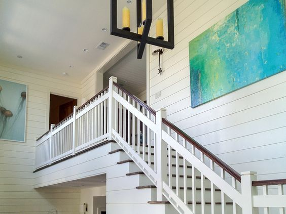 Seagrove Residence Stairs