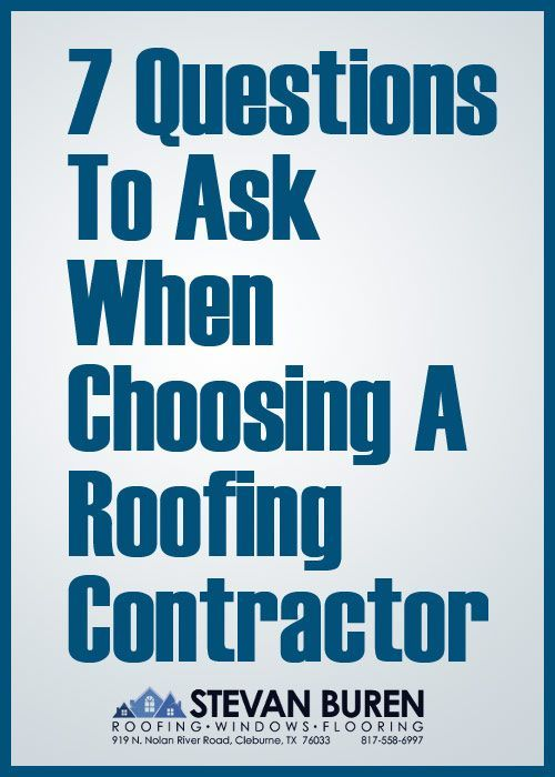 How To Sort Through The Storm Chasers To Find A Good Roofing Contractor Seven Tips For Choosing The Right Company To H Roofing Roofing Contractors Contractors