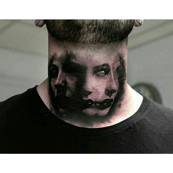 Bacanu Bogdan - Tattoo Artist - No Regrets Cheltenham:
