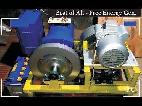 The 2019 Electric Generator, No Petrol, No Diesel Yet 25KW Energy ...