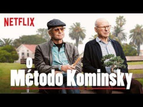 O Método Kominsky Netflix: Resenha da série (humor e envelhecimento) | Trailer oficial, Last man standing, Netflix