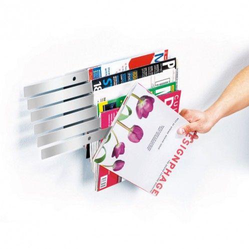 Umba - Le porte-revue Illuzine : vos magazines bien rangés et de façon esthétique !