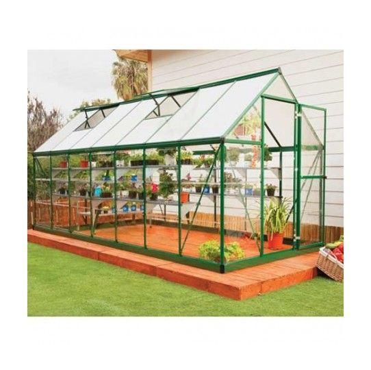 Serre De Jardin Traditional Greenhouses Polycarbonate