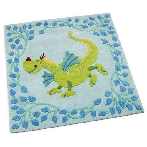 Nursery Rug Amazon: Amazon.com: Haba Fairy Tale Dragon, Rug: Toys & Games