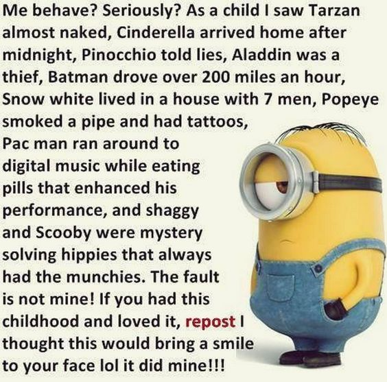 Funny Minions from Washington (02:00:52 PM, Friday 26, August 2016 PDT) – 37…: