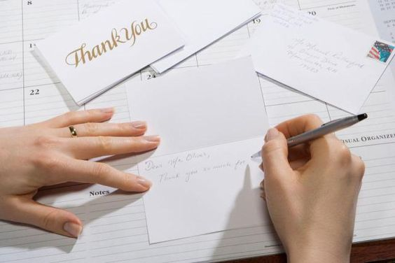 Tips and Advice for Writing Job Interview Thank You Letters - interview thank you letters sample