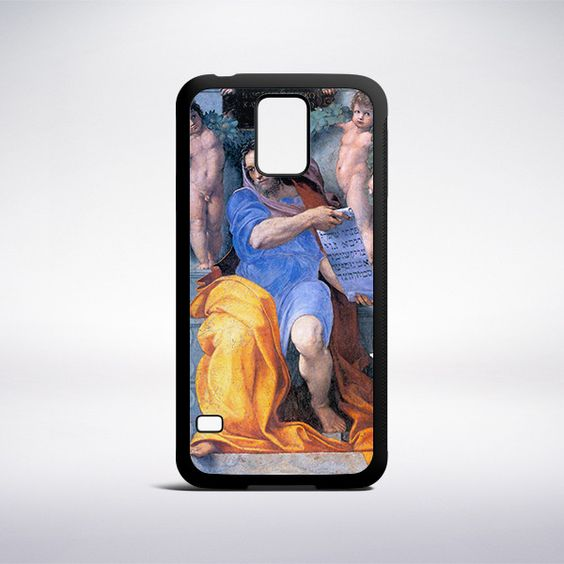 Raphael - The Prophet Isaiah Phone Case