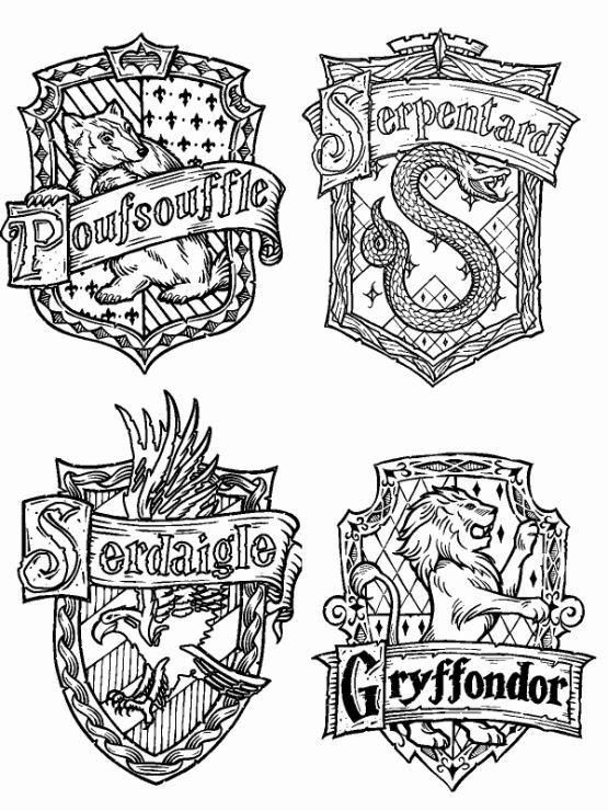 Epingle Par Rosita Cogorno Sur Leather Embellishments Peinture De Harry Potter Coloriage Harry Potter Images Harry Potter