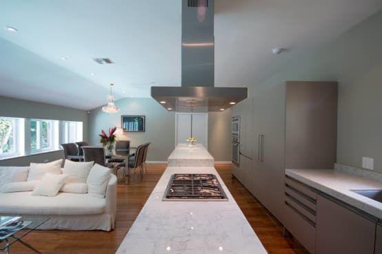 주방과 거실을 분리하는 빛나는 아이디어 7 호미파이 Homify 인테리어 아이디어 인테리어 디자인