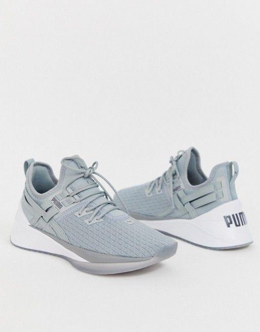 puma training jaab xt trainers in grey