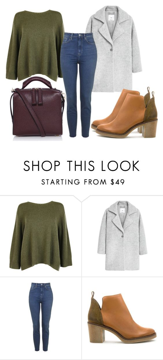"""Untitled #2607"" by fiirework ❤ liked on Polyvore featuring мода, The Row, MANGO и Miista"