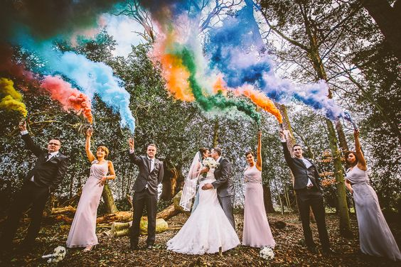 SMOKE BOMB! If you are looking for a creative wedding photographer in the North West then look no further than Jonny Draper Photography, our newest member of the The Love Lust List. The Rock My Wedding directory with a difference. Rock My Wedding hand select and verify each of our suppliers to ensure you get the very […]: