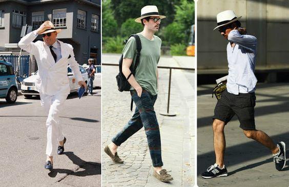 Onde comprar Chapéu masculino? - Armário Masculino