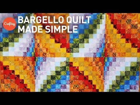 Breaking Down The Beautiful Bargello Quilt A Step By Step