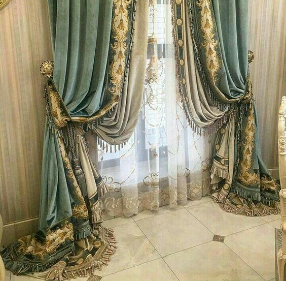 Modernas Cortinas Elegantes Para Sala Cortinas Clasicas Decoracion Cortinas